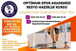 Optimum Spor Akademi - BESYO Hazılık